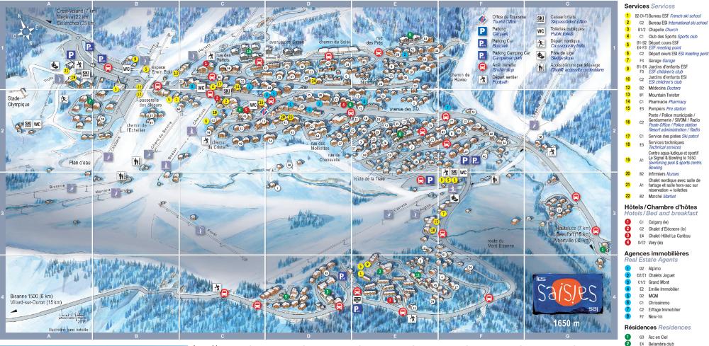 Intersport (Chalets du Lac) Commerces et services Les Saisies